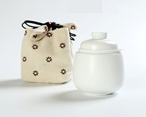 HanFengTang A Pot A Cup Of Portable Tea Cup travel Cup Quik Cup