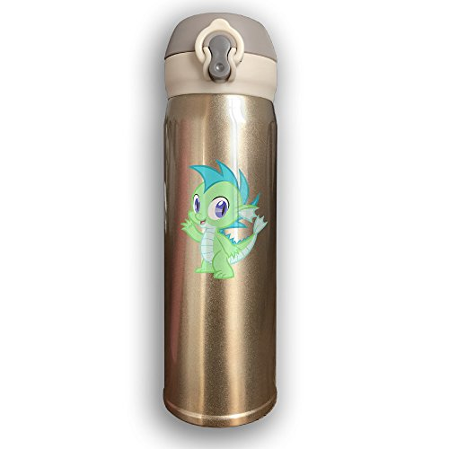 The Water Baby Dragon Stainless Steel Travel Tumbler Portable Tea Cups For Outdoors 17-Ounce