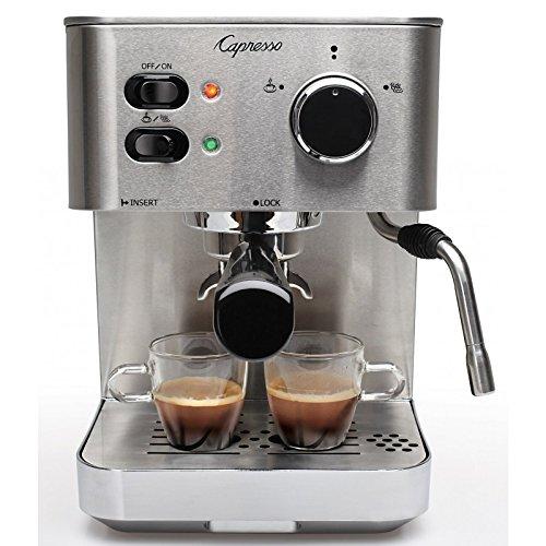 Capresso 11805 EC PRO Espresso and Cappuccino Machine