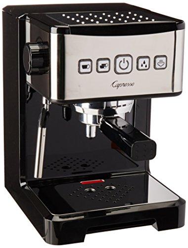 Capresso 12401 Ultima Pro Espresso Machine Coffeemaker BlackStainless