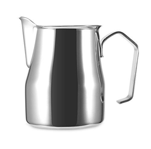 Frothing Pitcher Windspeed Stainless Steel Milk Pitcher Latte Art Jug Gift 550ml