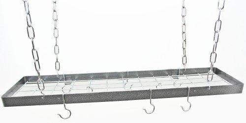 Hanging Small Rectangle Pot Rack