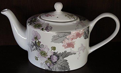 222 Fifth Patio Rose Teapot
