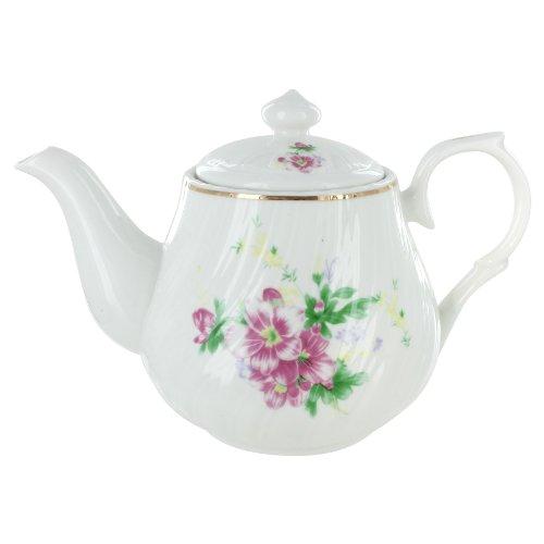 Summertime Gardens Teapot