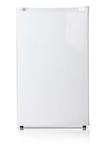 Midea WHS-109FW1 Compact Single Reversible Door Upright Freezer 30 Cubic Feet White