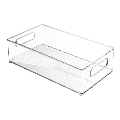 Interdesign Fridge Binz Deep Bin 8 x 4 Clear