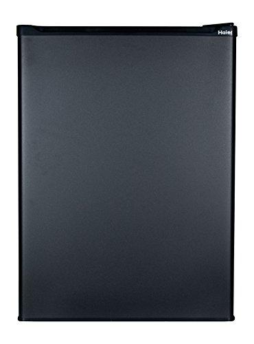 Haier HC27SF22RB 27 Cubic Feet RefrigeratorFreezer Black