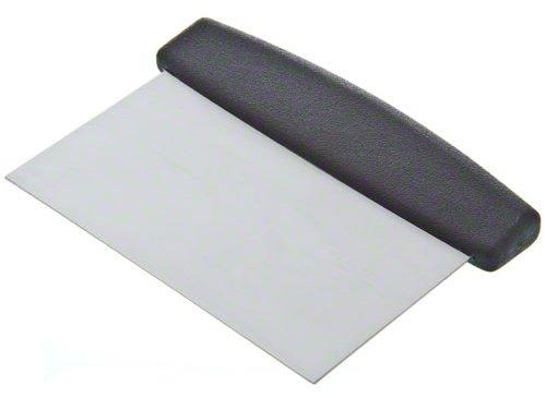"Update International (wds-36ph) 6"" Stainless Steel Dough Scraper"