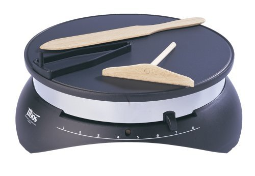 Electric Crepe Maker 13 34 by Paderno World Cuisine