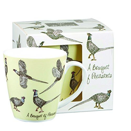 Churchill A Bouquet Of Pheasants Fine Bone China Coffee Mug