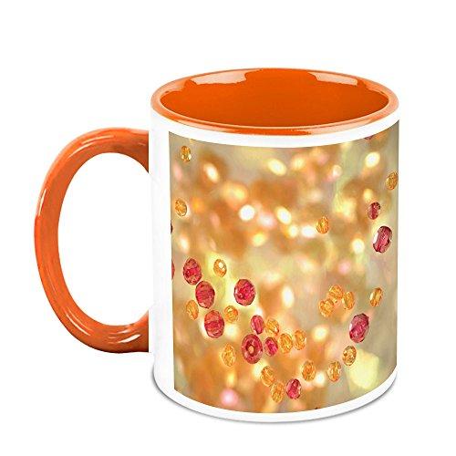 HomeSoGood Colored Jewelery Stones Coffee Mug