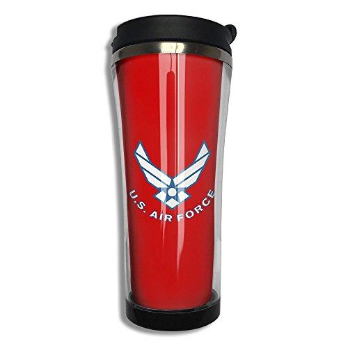 US Air Force Coffee Mug Stainless Steel Mug Vacuum Cup Tumbler
