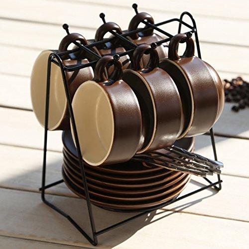 minimalist coffee cup set glassSleek-D