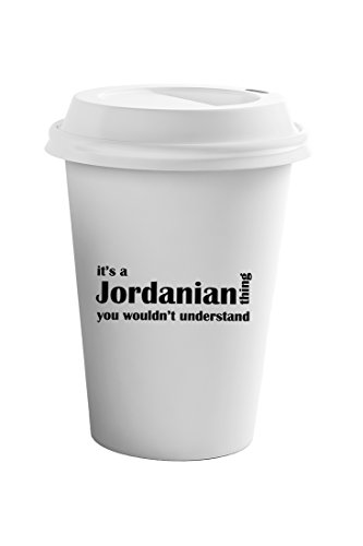 Style In Print Jordanian Thing Wouldnt Understand Coffee Ceramic Travel Tumbler Mug 11oz