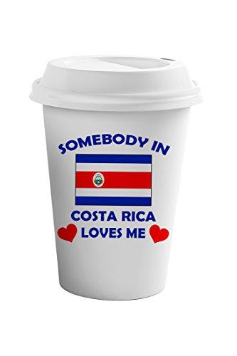 Costa Coffee Travel Mug Ceramic
