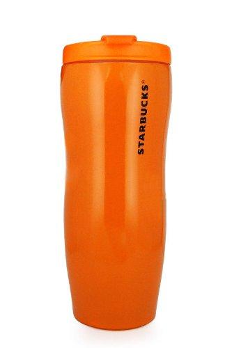 Starbucks Summer Orange Tumbler Stainless Steel 12 Ozlimited 2006