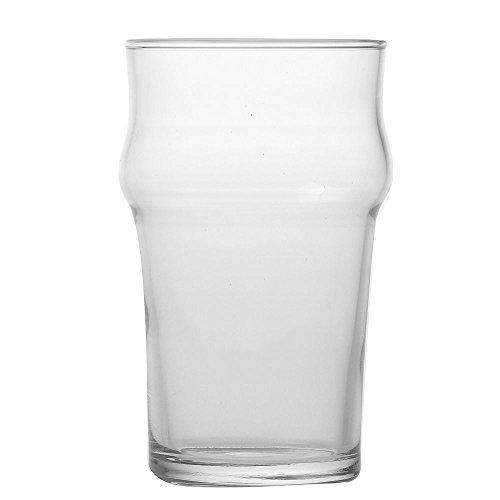 Arcoroc 43716 Nonic 10 Oz Tumbler Glass - 48  CS