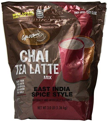 Chai Amore East India Spice Tea Latte 3-Pound