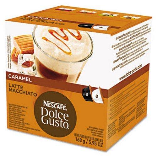 Nescafe Dolce Gusto Caramel Latte Macchiato