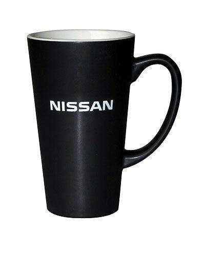 Genuine Nissan Tall Latte Coffee Mug Cup