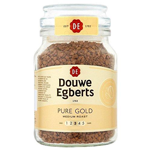 Douwe Egberts Pure Gold Medium Roast Coffee 95g