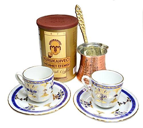 Turkish Coffee Cup Set 3