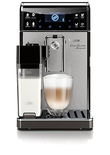 Saeco GranBaristo Avanti Super Automatic Connected Espresso Machine Stainless Steel HD896747