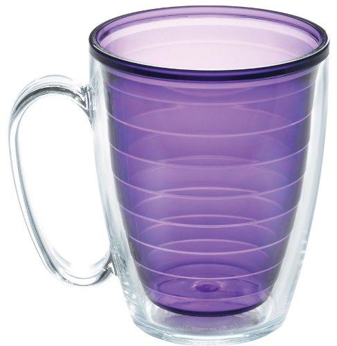 Tervis 16 oz Amethyst Purple Mug