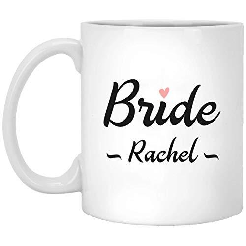 Bride mug Bride coffee mug wedding mug wedding gift wedding gifts custom gift custom mug personalized mug MUG 11oz