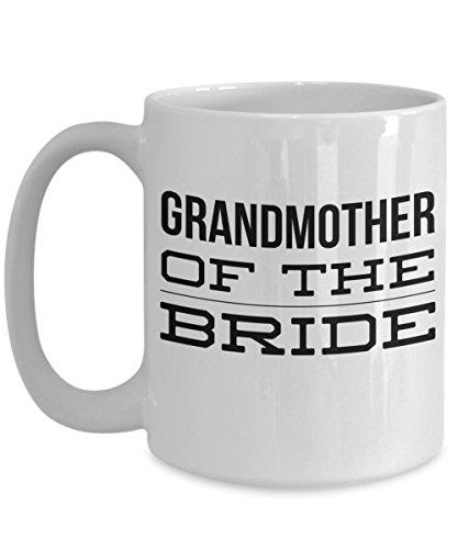 The Princess Bride Coffee Mug - Princess Bride Gifts - 15 Oz White Cup - Grandmother Of The Bride