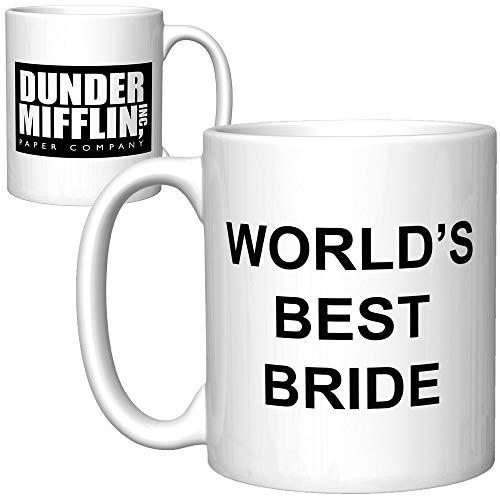 Worlds Best Bride Coffee Mug