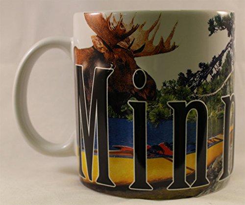 Minnesota - ONE 18 oz Coffee Mug