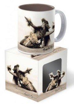 Hawaiian Coffee Mugs 2 Pack Ka Leo 11 oz