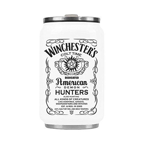 Funny Christmas Mug - Winchester Bros Stainless Steel Vacuum Cup Travel Coffee Mug 103 Ounce