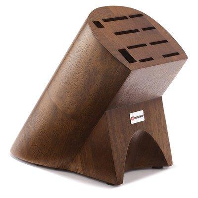 Wusthof 7310 Burmese 10-Slot Knife Block - Oak