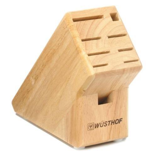 Wusthof Birch Hardwood 9-Slot Knife Block