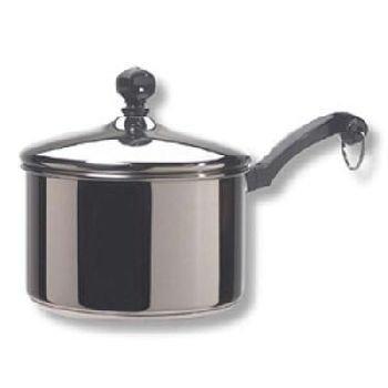 FW 3-Quart Covered Saucepan