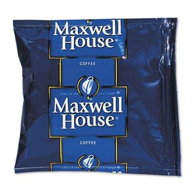 Maxwell House Ground Coffee Packets Regular Roast 15 oz 42 ctES