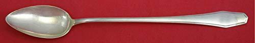 Hampton by Alvin Sterling Silver Iced Tea Spoon 7 34
