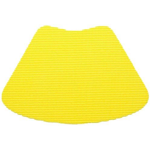 Kraftware 11639 Fishnet Placemat Dz Wedge New Yellow