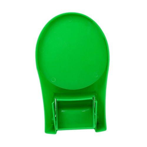 Myhouse Plastic Pot Lid Shelf Foldable Pot Pan Lid Rack Stand Spoon Holder random color