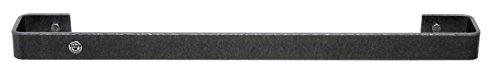 Enclume Premier 24-Inch Utensil Bar Wall Pot Rack Hammered Steel