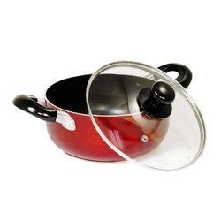 OKSLO Better chef 2-quart aluminum dutch oven Model 9051-14948-8578-10583