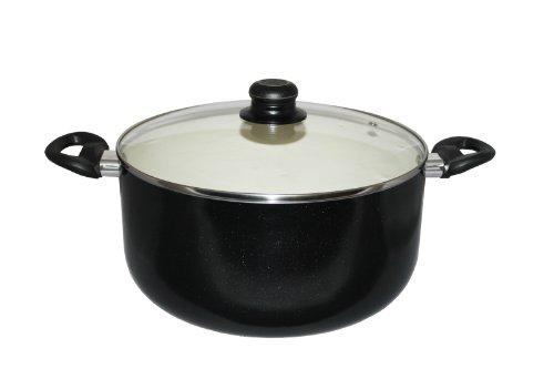 Concord 10 Quart Nonstick Ceramic Dutch Oven Cookware (induction Compatible)
