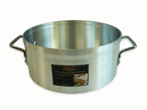 Alegacy Eagleware EW010 Professional Aluminum Sauce Pot 10-Quart