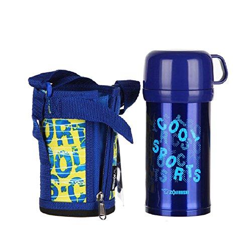 ZOJIRUSHI water bottle stainless steel bottle 062L 2way cup direct SP-HA06-AZ