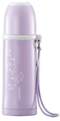 Zojirushi water bottle stainless steel bottle 200ml SS-PC-20-VV Purple Pink