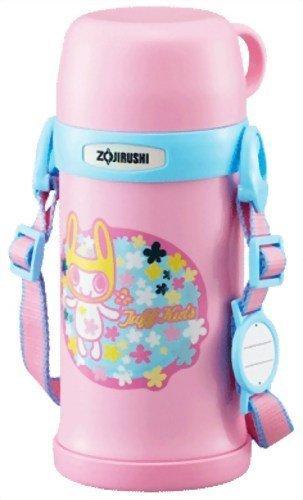 Zojirushi water bottle stainless steel bottle 600ml SC-MB60-PP Happy Pink
