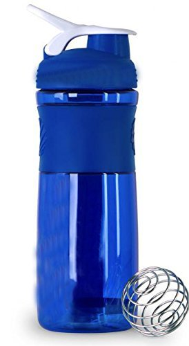 Do You Even Gym DYEG Heavy Blend GymSports Water Bottle With Shaker Ball