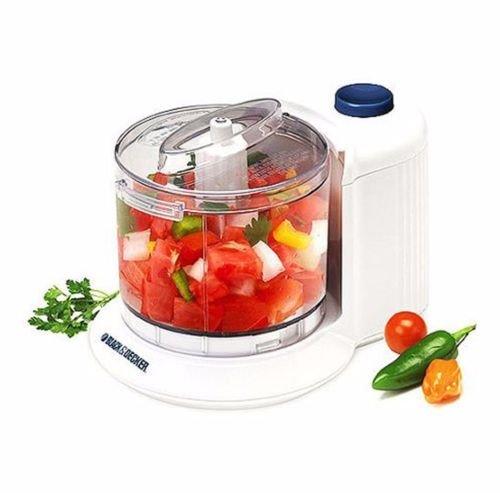 Electric Food Processor Vegetable Chopper Veggie Slicer Dicer Cut Black Decker